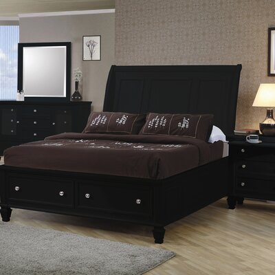 Ridgewood Sleigh Bed by Wildon Home ®