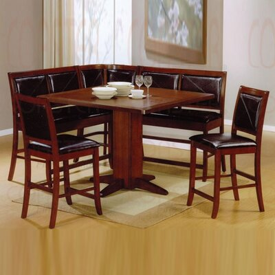 "Wildon Home ® Inglewood 24"" Bar Stool with Cushion"