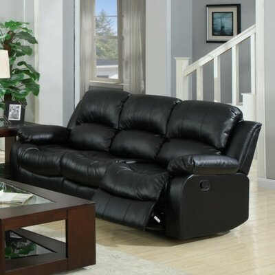 Wildon Home CST15397 Kaden Reclining Sofa