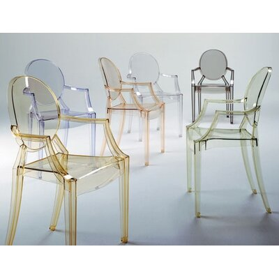Kartell Louis Ghost Arm Chair