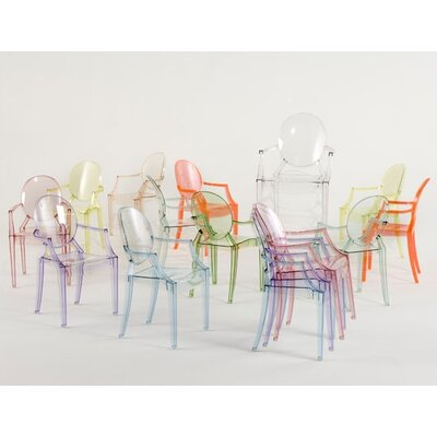 Kartell Lou Lou Ghost Child's Chair