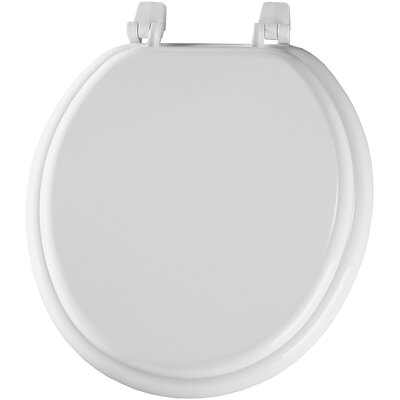 Bemis Molded Wood Round Toilet Seat