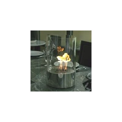 Accenda Tabletop Bio Ethanol Fireplace by Nu-Flame
