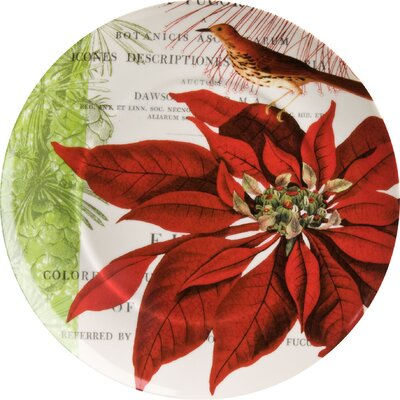 """Waechtersbach Accents Traditions 8"""" Peace Plate"""