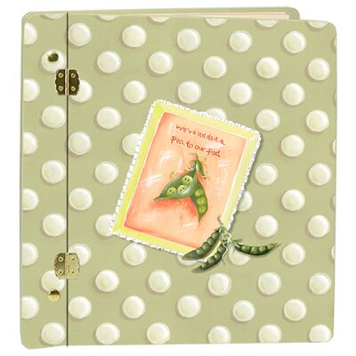 Children and Baby Peapod Book Photo Album by Lexington Studios