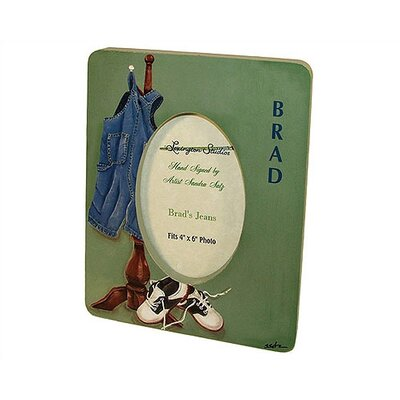 Lexington Studios Children and Baby's Brads Jeans Small Picture Frame