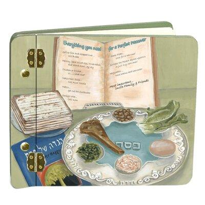 Lexington Studios Passover Recipes Book Album