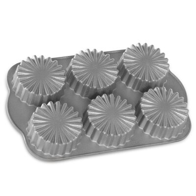 Ruffled Medallion Dessert Mold by Nordic Ware