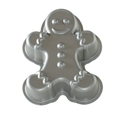 Gingerbread Man Cake Pan by Nordic Ware