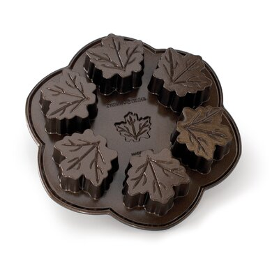 Maple Leaf Cake Pan by Nordic Ware