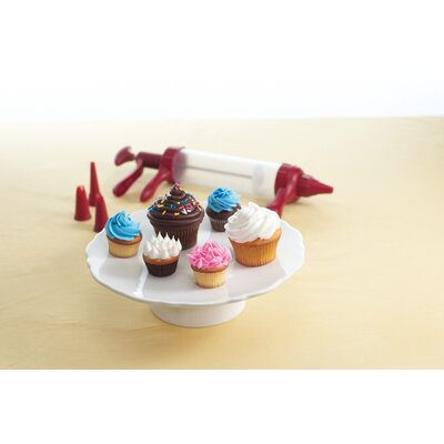 5 Piece Cupcake Frosting Decorator Set by Nordic Ware