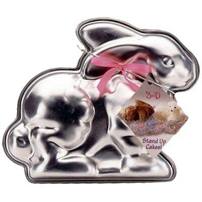 Nordic Ware Seasonal Easter Bunny 3D Cake Mold