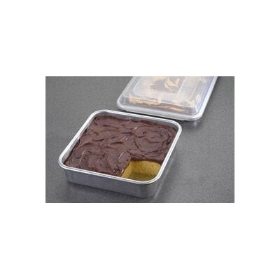 Nordic Ware Natural Commercial 3 Piece Bakers Set with Lid