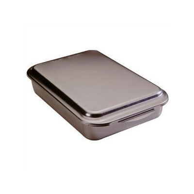 Natural Commercial Covered Cake Pan by Nordic Ware