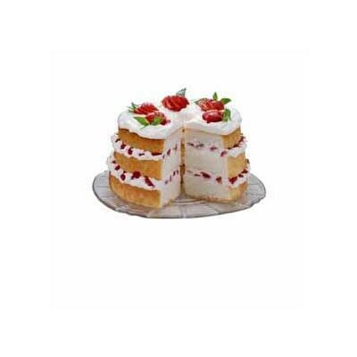 Nordic Ware Natural Commercial 2 Piece Angelfood Cake Pan Set