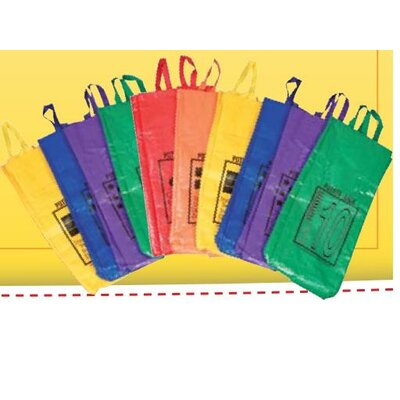 Jumping Bags 10 Piece Set by Learning Carpets