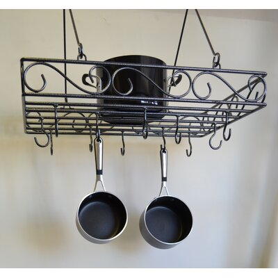 Pot and Pan Rack by J & J Wire