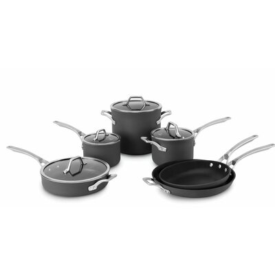 Signature™ 10-Piece Nonstick Cookware Set by Calphalon
