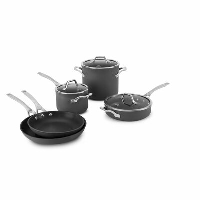 Signature™ 8-Piece Nonstick Cookware Set by Calphalon