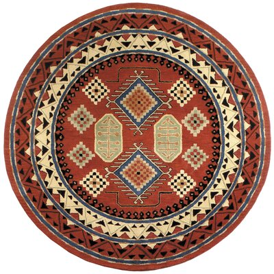 St. Croix Traditions Bravura Rust Rug