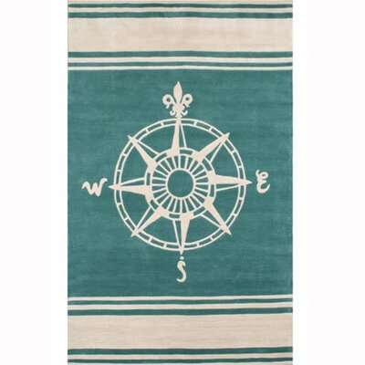 Beach Decorative Area Rug by American Home Rug Co.