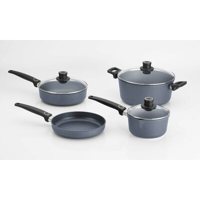 Diamond Plus 7-Piece Cookware Set by Woll Cookware