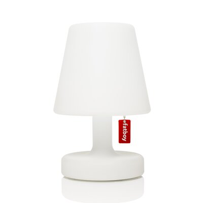 """Fatboy Edison The Petit 9.8"""" H Table Lamp with Empire Shade"""