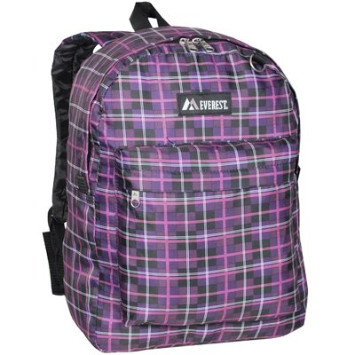 Printed Backpack by Everest