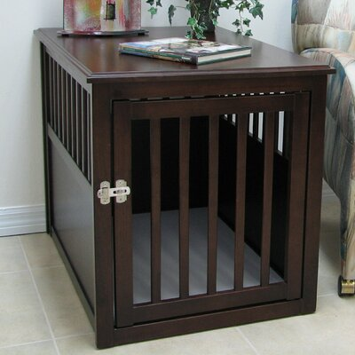 Crown Pet Crate End Table by Crown Pet Products