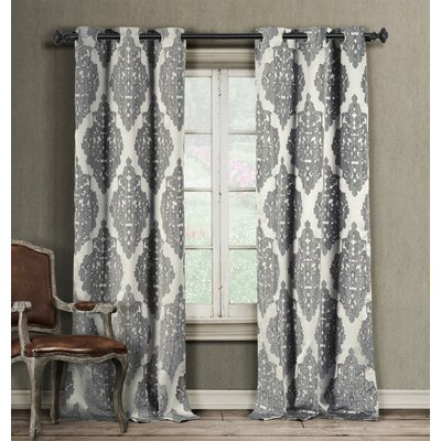 Catilie Curtain Panel (Set of 2) Product Photo