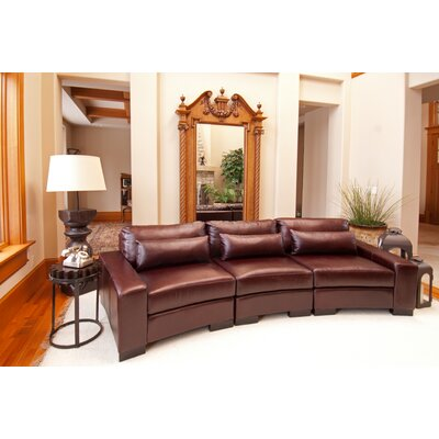 Loft Top Symmetrical Sectional by Elements Fine Home Furnishings