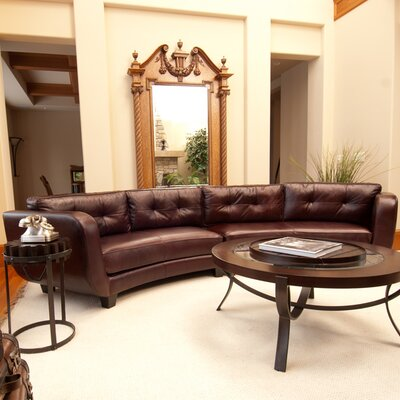 Vittorio Symmetrical Sectional by Elements Fine Home Furnishings