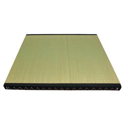 Tatami Half Size Mat by Oriental Furniture