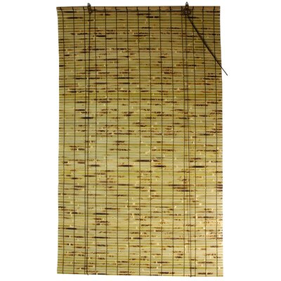 Bamboo Roller Blind by Oriental Furniture