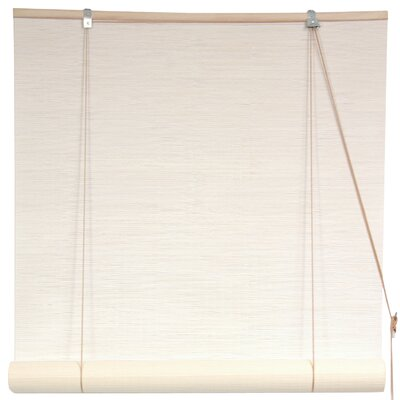 Bamboo Roller Blind Product Photo