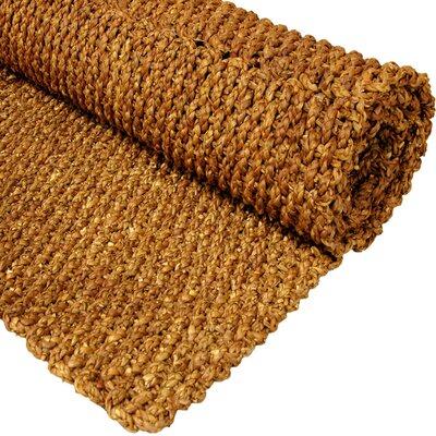 Oriental Furniture Honey Solid Area Rug