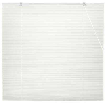 Oriental Furniture Retractable Pleated Shade