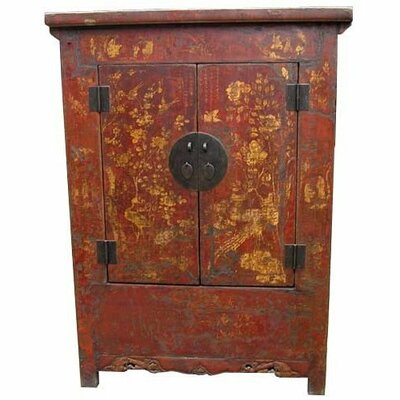 Chinese Armoire Product Photo
