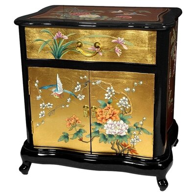 Asian End Table by Oriental Furniture