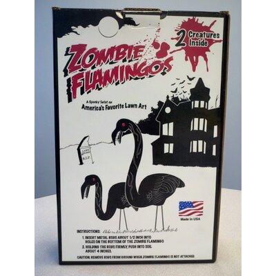 Union Products Zombie Flamingos
