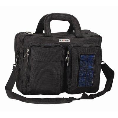 Solar Laptop Briefcase by G-Tech