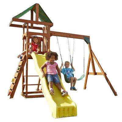 Play Set Scrambler Swing Set Product Photo