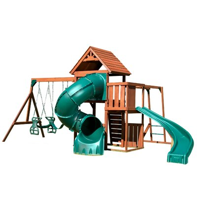 Grandview Twist Complete Swing Set Product Photo