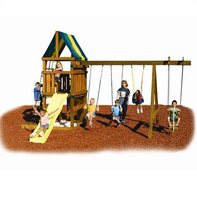 Ready to Build Custom Alpine DIY Swing Set Hardware Kit - Project 612 Product Photo
