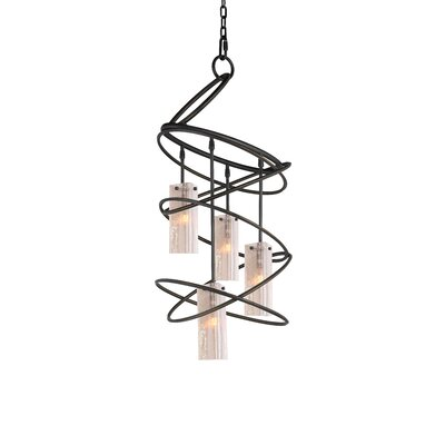Loop 4 Light Chandelier Product Photo