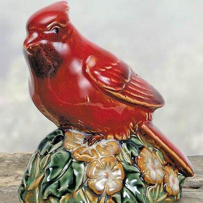 Cardinal Motion Tweeter Sound Figurine by Coyne's Company