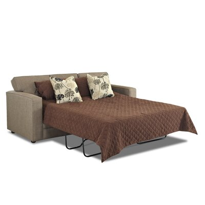 Flume Queen Dreamquest Convertible Sofa by Klaussner Furniture