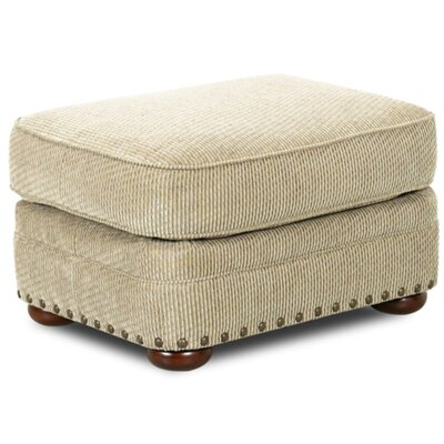 Cannon Ottoman by Klaussner Furniture
