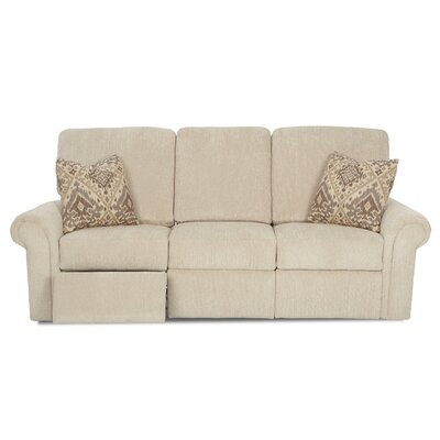 Naples Reclining Sofa by Klaussner Furniture