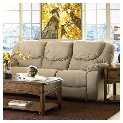 Auburn Reclining Sofa by Klaussner Furniture